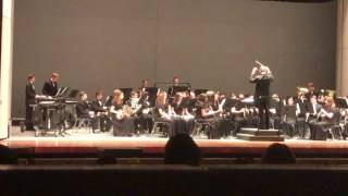 Dakota High School Wind Ensemble 2016/17