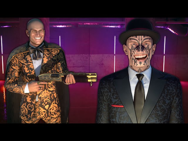 They Sent Me to Marrakesh to Make Mr Giggles Cry - Hitman 3