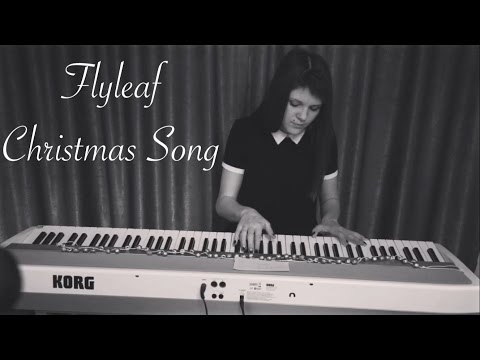 Flyleaf - Christmas Song (Acoustic Piano Cover)