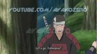 Madara and Hashirama Childhood Nidaime Hokage vs  Izuna Uchiha Shodai Hokage vs Madara Part 2