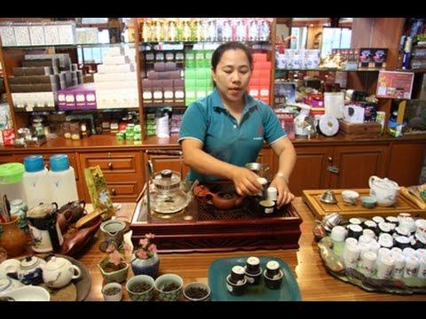 เคล็ดลับวีธีการชงชาอู่หลงให้หอมหวลชวนกิน  จากร้านชาบนดอยแม่สลอง เชียงราย