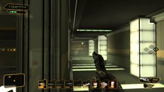 Deus Ex: Human Revolution Director's Cut #13 - тайфун против босса!