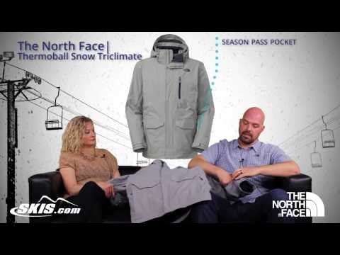 f7bd0e890 2016 The North Face Thermoball Snow Triclimate Parka Mens Jacket ...