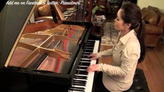 @ChrisBrown - Deuces ft. Tyga & Kevin McCall ♡ @Pianistmiri ♧ Official Music Video Piano Cover