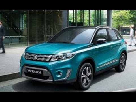 2016 suzuki grand vitara price and preview youtube. Black Bedroom Furniture Sets. Home Design Ideas