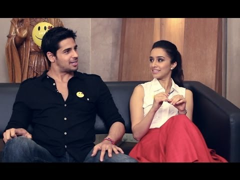 EK VILLAIN Movie Actors: Hot Shraddha Kapoor & Siddharth Malhotra: EXCLUSIVE INTERVIEW | Trailer
