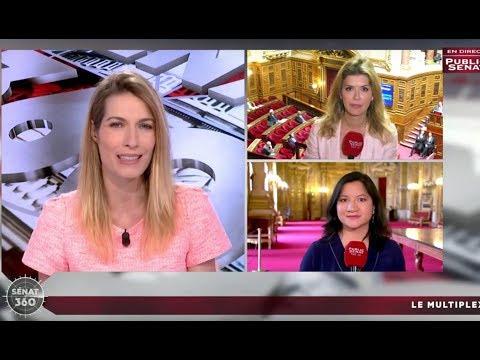 Sénat 360 - Moralisation de la vie publique : Début des discussions (10/07/2017)