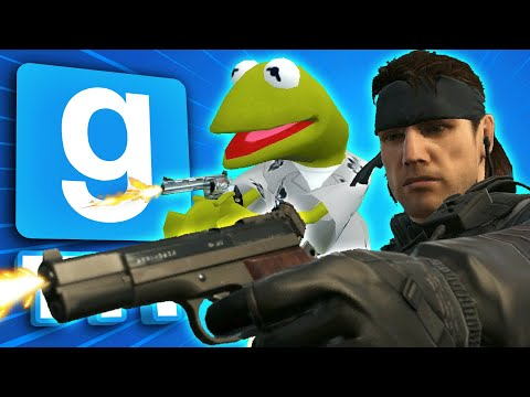 NAME A MORE ICONIC DUO | Gmod TTT