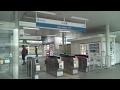【西武池袋線】仏子駅   Bushi  プラス入間市駅までの車窓も!