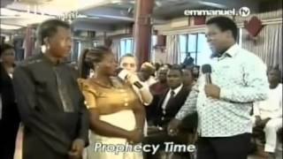 Prophet TB Joshua Prophecy Time Words of Knowledge Sunday 6 Oct 13 Emmanuel TV SCOAN 6 October 2013