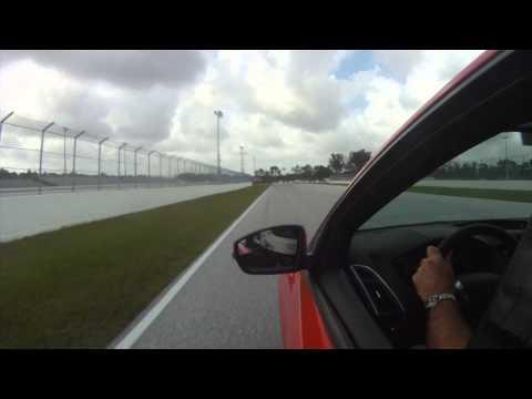 Steeda 2013 Focus ST Test Vehicle On-Track Ride Along