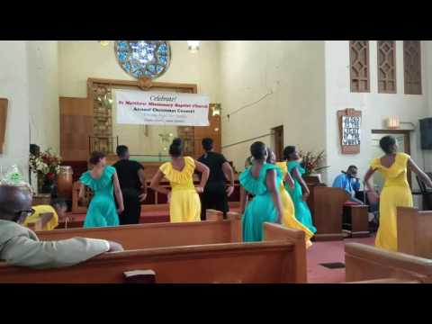 Detroit school of arts at St. Matthew Missionary Baptist Church(4)