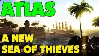 Ark Atlas, A New Sea of Thieves? - Ark Atlas Trailer has landed