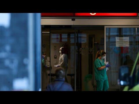 Coronavirus: En Espagne, 812 morts ces dernières 24h, 7 340 au total