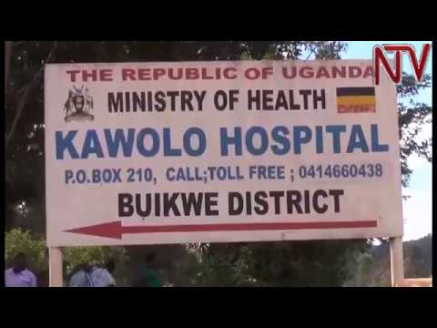 Multi-billion renovation of Kawolo hospital begins