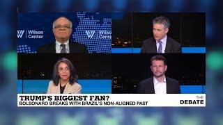 Trump's biggest fan? Bolsonaro breaks with Brazil's non-aligned past