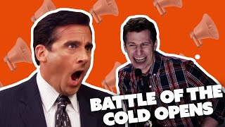COLD OPENS | The Office US Vs Brooklyn Nine-Nine | Comedy Bites