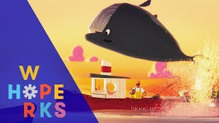 Hope Works | A Whale's Tale | Cartoon Network UK