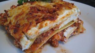 How To Make Lasagna - Easy Lasagne recipe