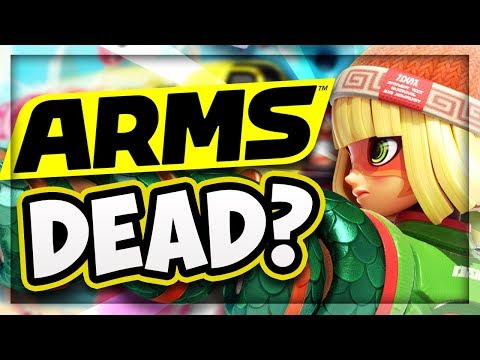 Is ARMS dead?