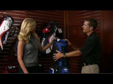 TaylorMade Supreme Hybrid Golf Bag Overview