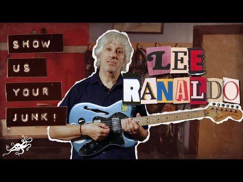 Show Us Your Junk! Ep. 18 - Lee Ranaldo (Sonic Youth) | EarthQuaker Devices Mp3