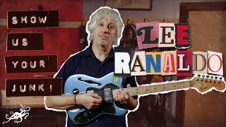Show Us Your Junk! Ep. 18 - Lee Ranaldo (Sonic Youth) | EarthQuaker Devices