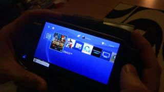 Remote Play 5000 Miles Away: Vita to PS4 Knack Lag Test