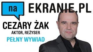 Cezary Żak o ulubionych serialach oraz o tym czy zagrałby w polskiej wersji House of Cards