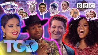 The final 8 acts! 🎉 - The Greatest Dancer - BBC