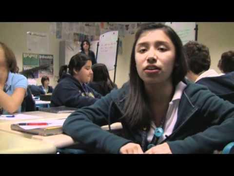 AVID at Lorenzo de Zavala Middle School