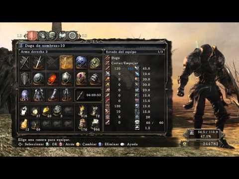 Dark Souls 2. Guía principiantes: cómo y qué armas mejorar para tu build.