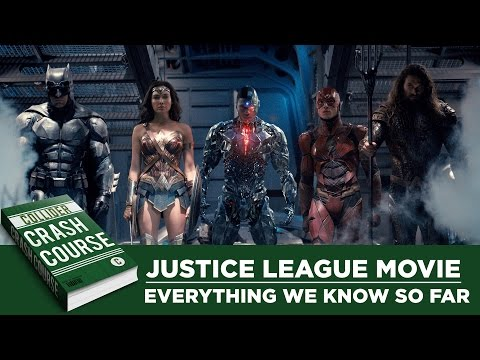 Justice League: Everything We Know So Far - Collider Crash Course