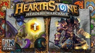 Hearthstone: Legend Bubble Up Paladin Deck - Part 1 [Aug