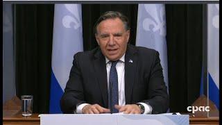COVID-19 : Québec précise les règles pour le temps des Fêtes – 24 novembre 2020
