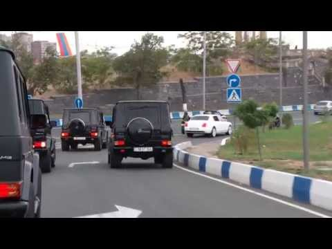 Wedding cars (Armenia) by ManuArt video-photo agency