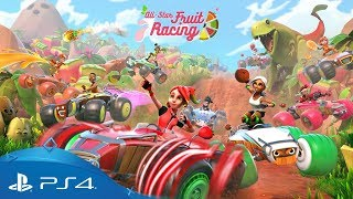 All-Star Fruit Racing | Launch Trailer | PS4
