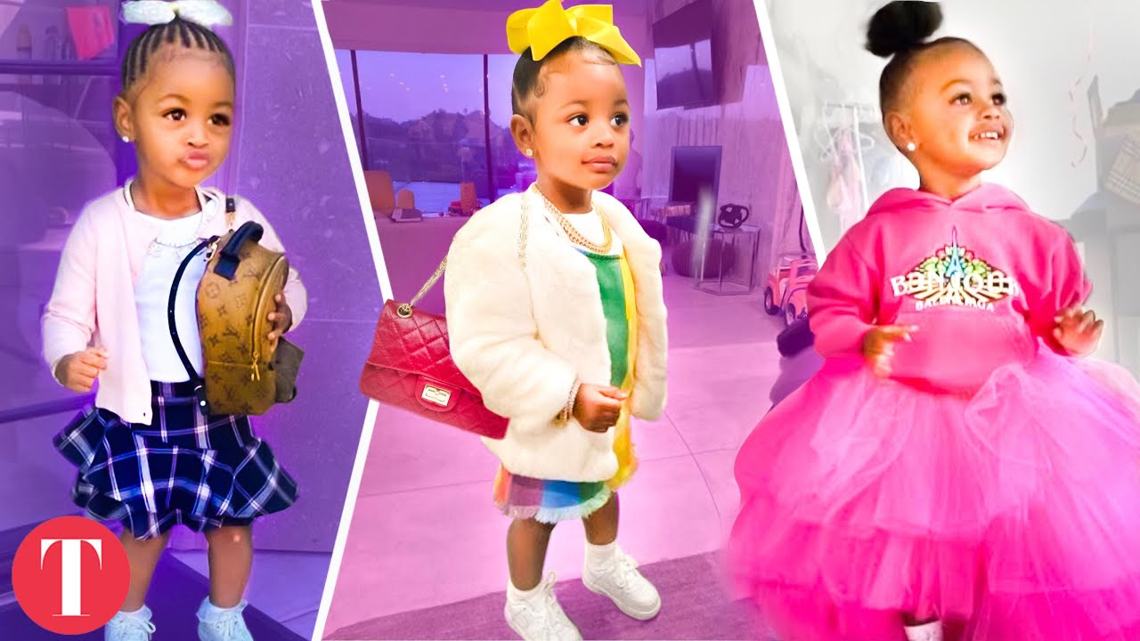 10 Times Cardi B's Daughter Kulture Was The Future Of Fashion