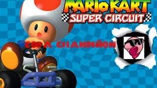 mario kart super circuit copa chanpi