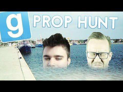 TRU TU TU SIU SIU SIU! | Garry's mod (W: Gimper, Alien, Ignacy, Admiros) #637 - Prop Hunt [#106]