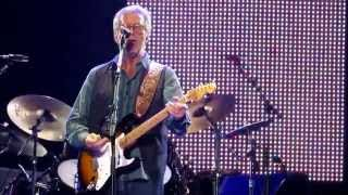 Eric Clapton LIVE 5.3.15 Little Queen of Spades & Crossroads