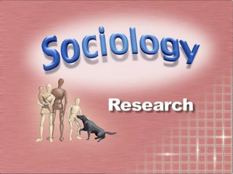 AS Sociology Revision: Research Methodology