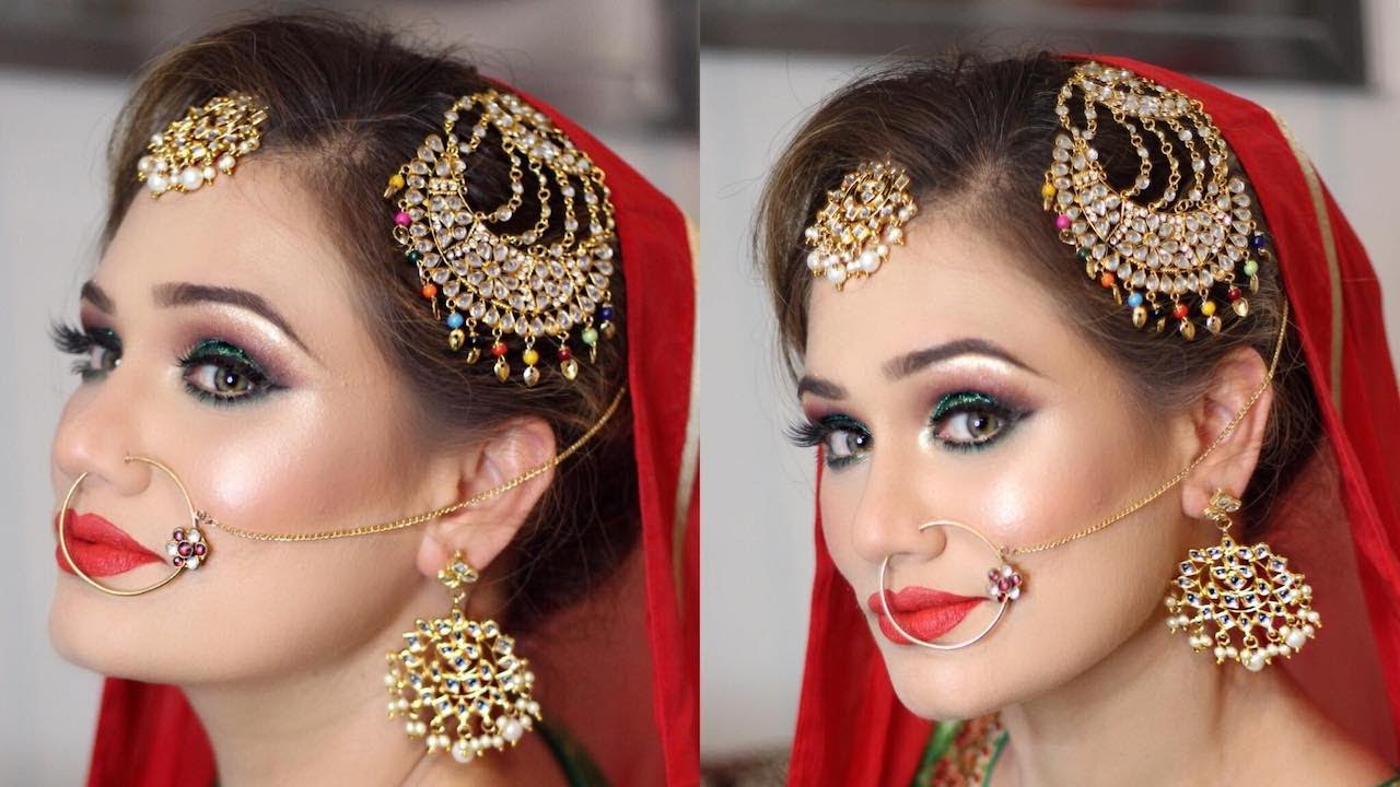 Bridal Makeup Pictures 2018 : Asian/Indian Bridal Makeup - Bookings Open for 2017/2018 ...