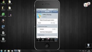 Mit dem iPhone,iPad oder iPod Touch Daten über Bluetooth senden und empfangen
