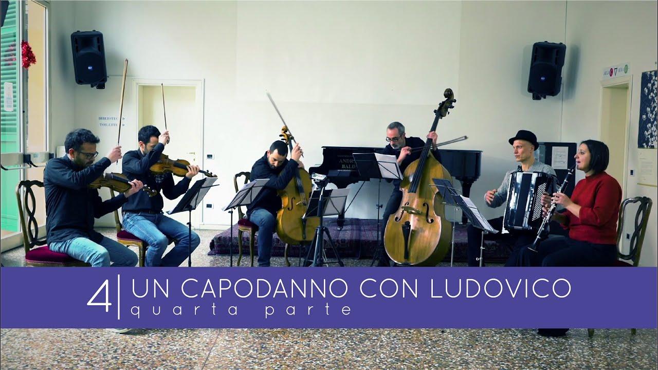 Un Capodanno con Ludovico | Quarta Parte: dedicata a Casa Mantovani | Strauss: Sul bel Danubio blu