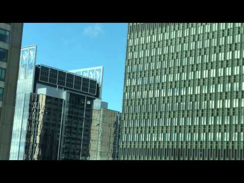 Downtown Boston Skyscrapers