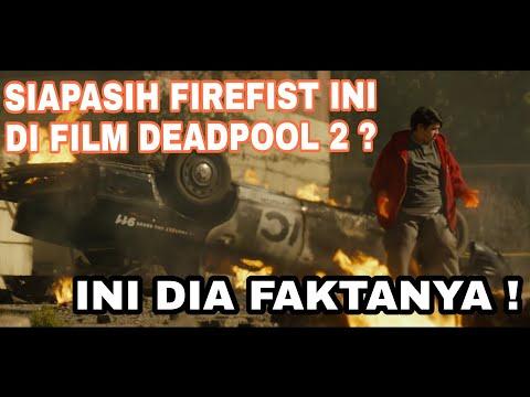 Fakta Tentang Firefist / Russel Pada Deadpool 2 !