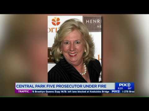 Central Park Five Prosecutor Linda Fairstein Under Fire After New Netflix Doc