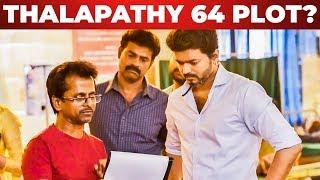 Thalapathy 64 Plot? | Thalapathy Vijay & AR Murugadooss