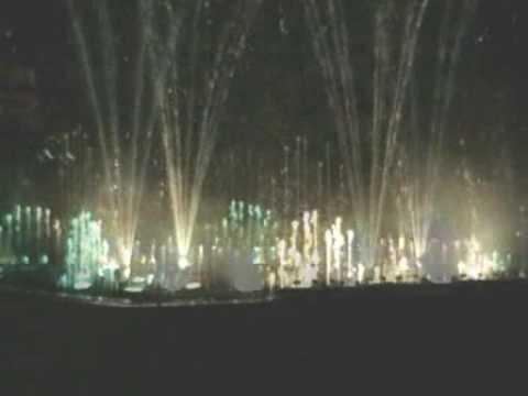 Indira Gandhi Musical Fountain (Bangalore)